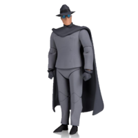 Batman: The Animated Series Gray Ghost Figure