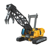 Transformers Studio Series 47 Deluxe Class: Revenge of the Fallen Movie Constructicon Hightower