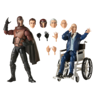 X-Men (2000) 20th Anniversary Marvel Legends Magneto & Professor X 2-Pack