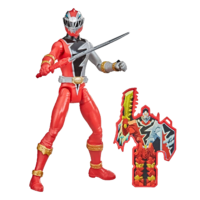 Power Rangers Dino Fury Red Ranger