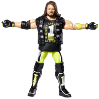 WWE Elite Collection #74 AJ Styles