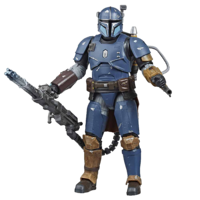 Star Wars: The Black Series Heavy Infantry Mandalorian - Exclusive
