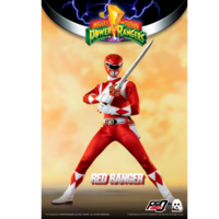 Mighty Morphin Power Rangers Red Ranger 1/6 Scale Figure