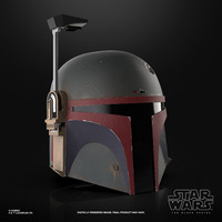 Star Wars: The Black Series Boba Fett (The Mandalorian) 1:1 Scale Wearable Helmet (Electronic)