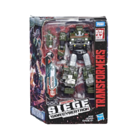 Transformers War for Cybertron: Siege Deluxe Hound