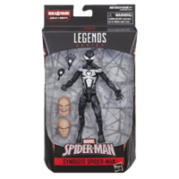 Spider-Man Marvel Legends - Symbiote Spiderman