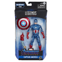 Avengers: Endgame Marvel Legends Captain America (Thor BAF)