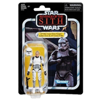 Star Wars The Vintage Collection Elite Clone Trooper  (Revenge of the Sith) - Exclusive
