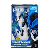 Power Rangers In Space Lightning Collection Psycho Blue Ranger - Exclusive