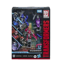 Transformers Studio Series 52 Deluxe Revenge of The Fallen Three-Pack