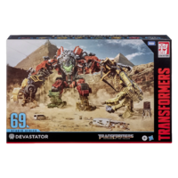 Transformers Studio Series 69 Devastator Eight-Pack