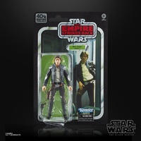 Star Wars 40th Anniversary The Black Series Han Solo