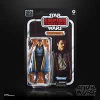 Star Wars 40th Anniversary The Black Series Lando Calrissian