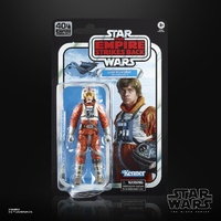 Star Wars 40th Anniversary The Black Series Luke Skywalker (Hoth)