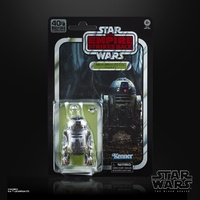 Star Wars 40th Anniversary The Black Series R2-D2