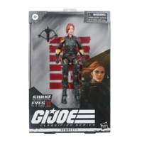 Snake Eyes: G.I. Joe Origins Classified Series Scarlett