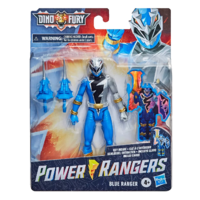 Power Rangers Dino Fury Blue Ranger