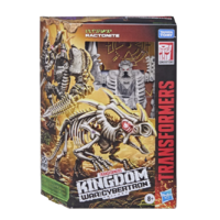 Transformers War for Cybertron: Kingdom Deluxe Ractonite