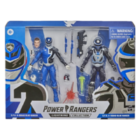 Power Rangers Lightning Collection S.P.D. B-Squad VS A-Squad Blue Ranger 2-Pack