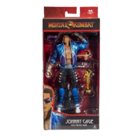 Mortal Kombat XI Johnny Cage Action Figure