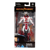 Mortal Kombat XI Raiden (Bloody White Hot Fury Ver.) Action Figure