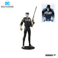 DC Multiverse Batman White Knight Joker Action Figure