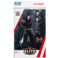 WWE Elite Collection #71 Jeff Hardy