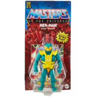 Masters of the Universe: Origins Mer-Man