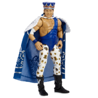 WWE Elite Collection #82 Jerry 'The King' Lawler