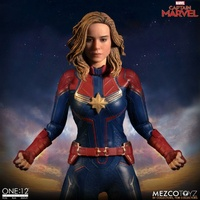 Captain Marvel One:12 Collective Captain Marvel Action Figure