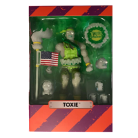 Toxic Crusaders Glow in the Dark Toxie Deluxe - Exclusive
